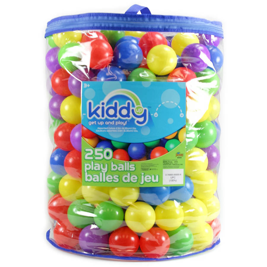 Kiddy Up 250ct Pit Balls