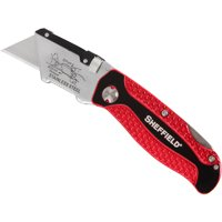 Folding Lockback Utility Knife