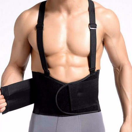 Quik Draw Pro Medical Grade Back Brace For Lower Back Pain relief.lumbar support belt with precise.fit for compression,highly breathable material for ultimate comfort (Driver Compression Prv)