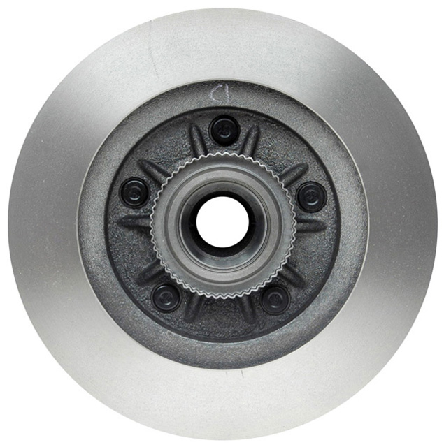 Raybestos Brakes 66997R Brake Rotor R-Line OE Replacement; Single - image 1 of 1