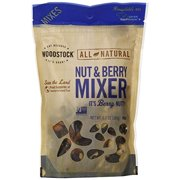 Woodstock Trail Mix  All Natural  Nut and Berry Mixer  6.5 oz  case of 8
