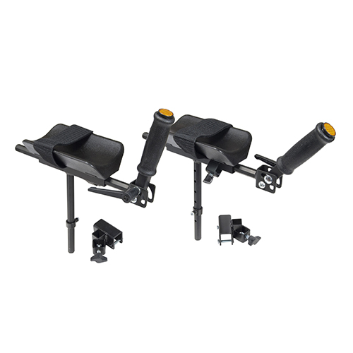 Drive Medical Forearm Platforms And Mounting Brackets Ce 1035 Fp, 2 Ea