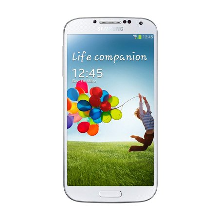 Galaxy S4 SGH-I337 (AT&T) GSM UNLOCKED 16GB - White Frost (Samsung I337)