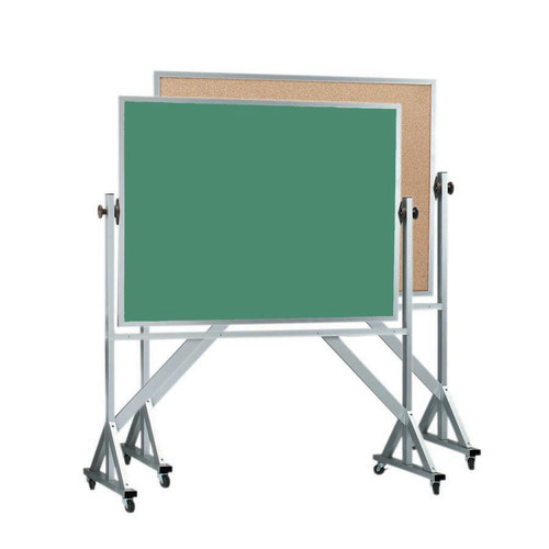 AARCO Reversible Combination Chalkboard