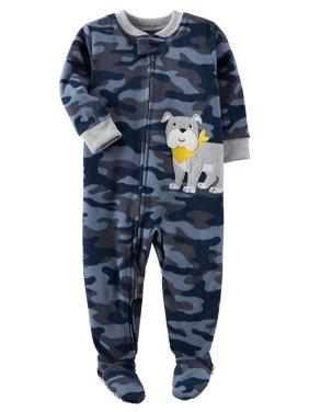 e6dcc6ca1e29 Carter s Toddler Boys One-piece Pajamas - Walmart.com