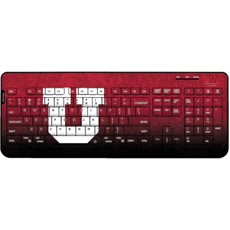 Utah Utes Wireless USB Keyboard