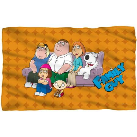 Family Guy Fleece Blanket - Family Guy Halloween Quotes