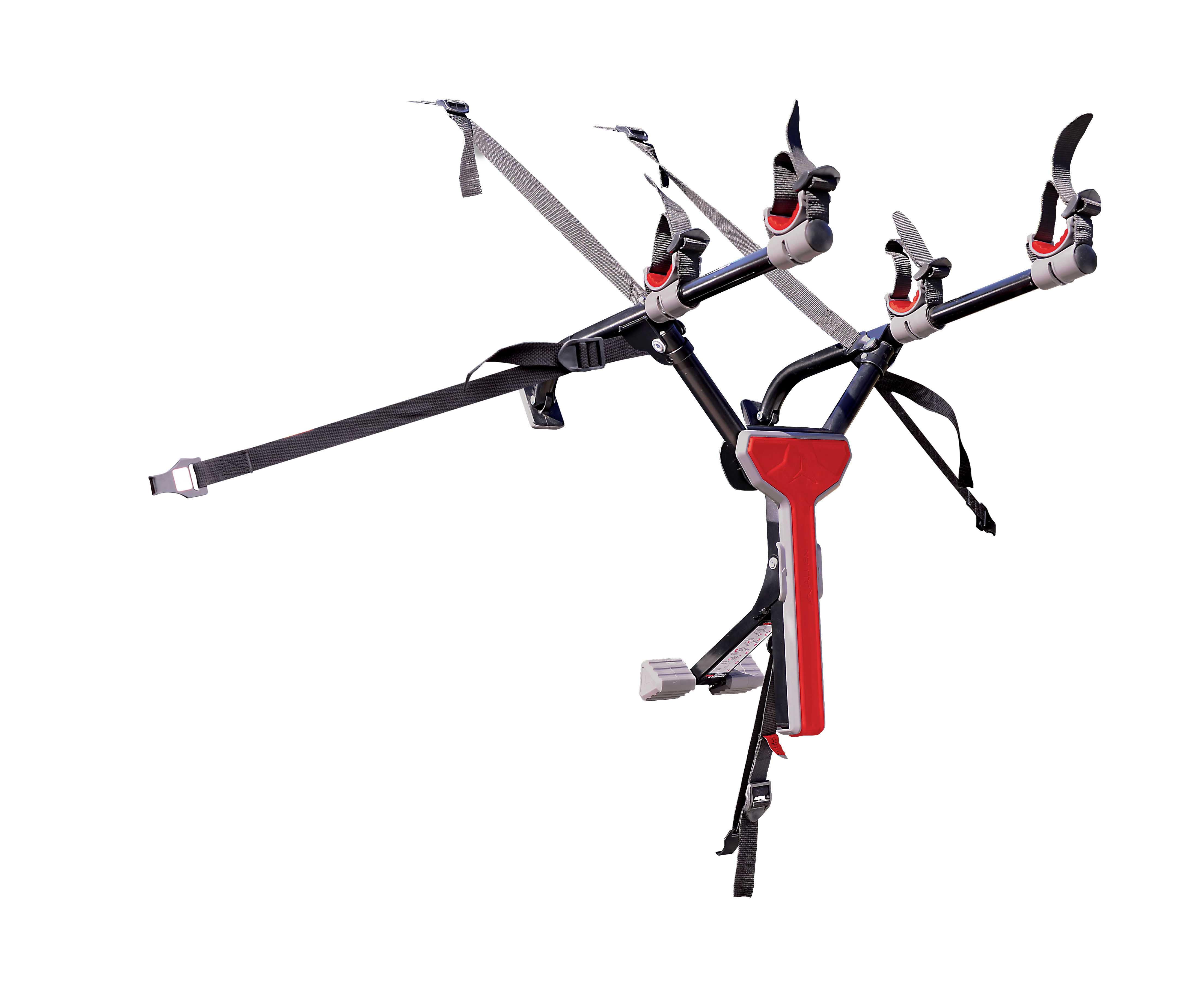 Allen Sports MT-2 Ultra Compact Folding 2-Bike Trunk Rack by Allen Sports