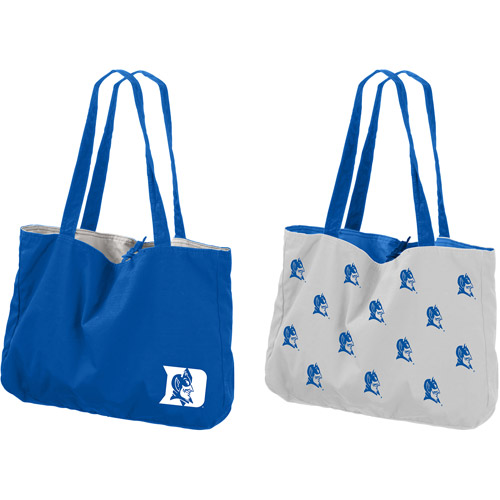 Logo Chair Ncaa Duke Reversible Tote Bag
