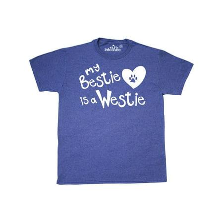 Bestie Westie T Shirt