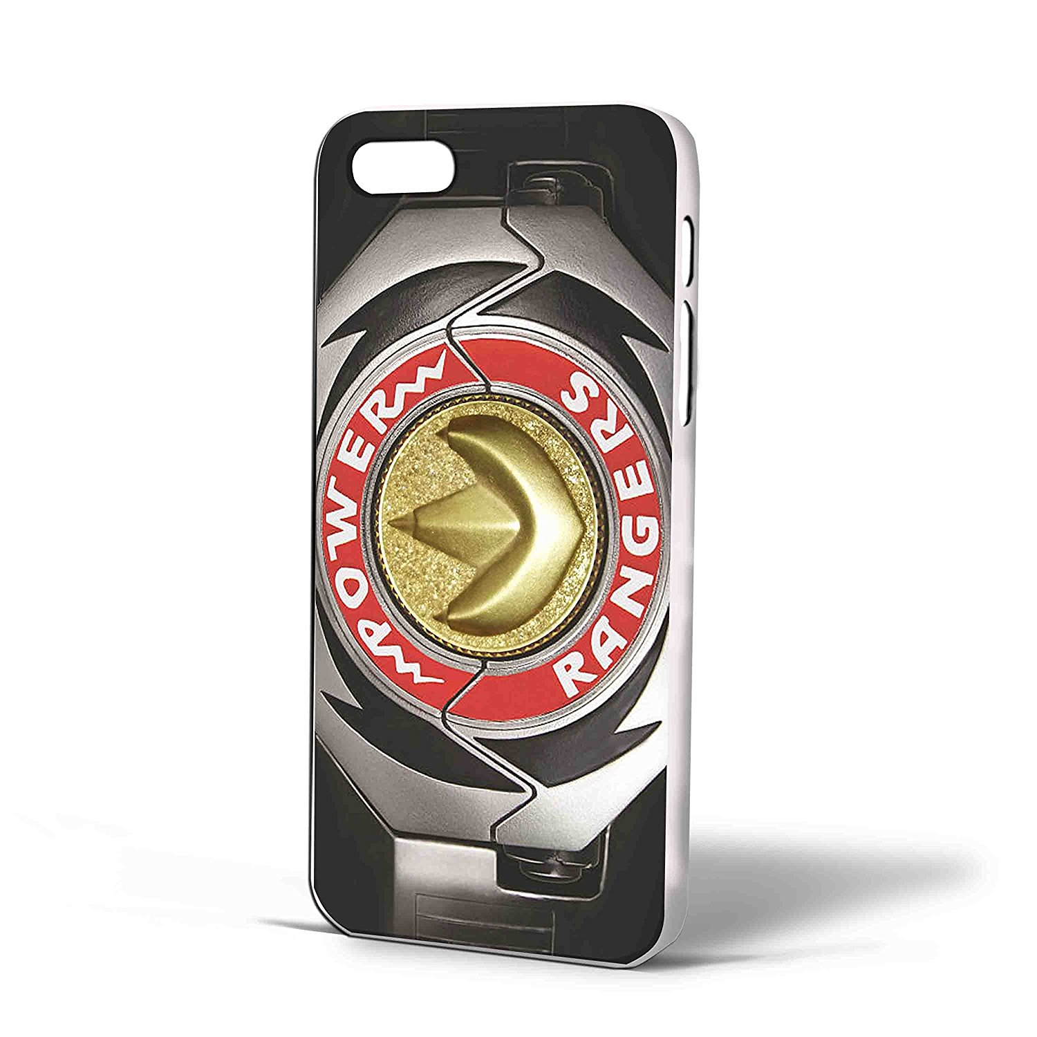 Ganma Green Power Ranger Mighty Morphin Case For iPhone Case (Case For iPhone 6 Black)