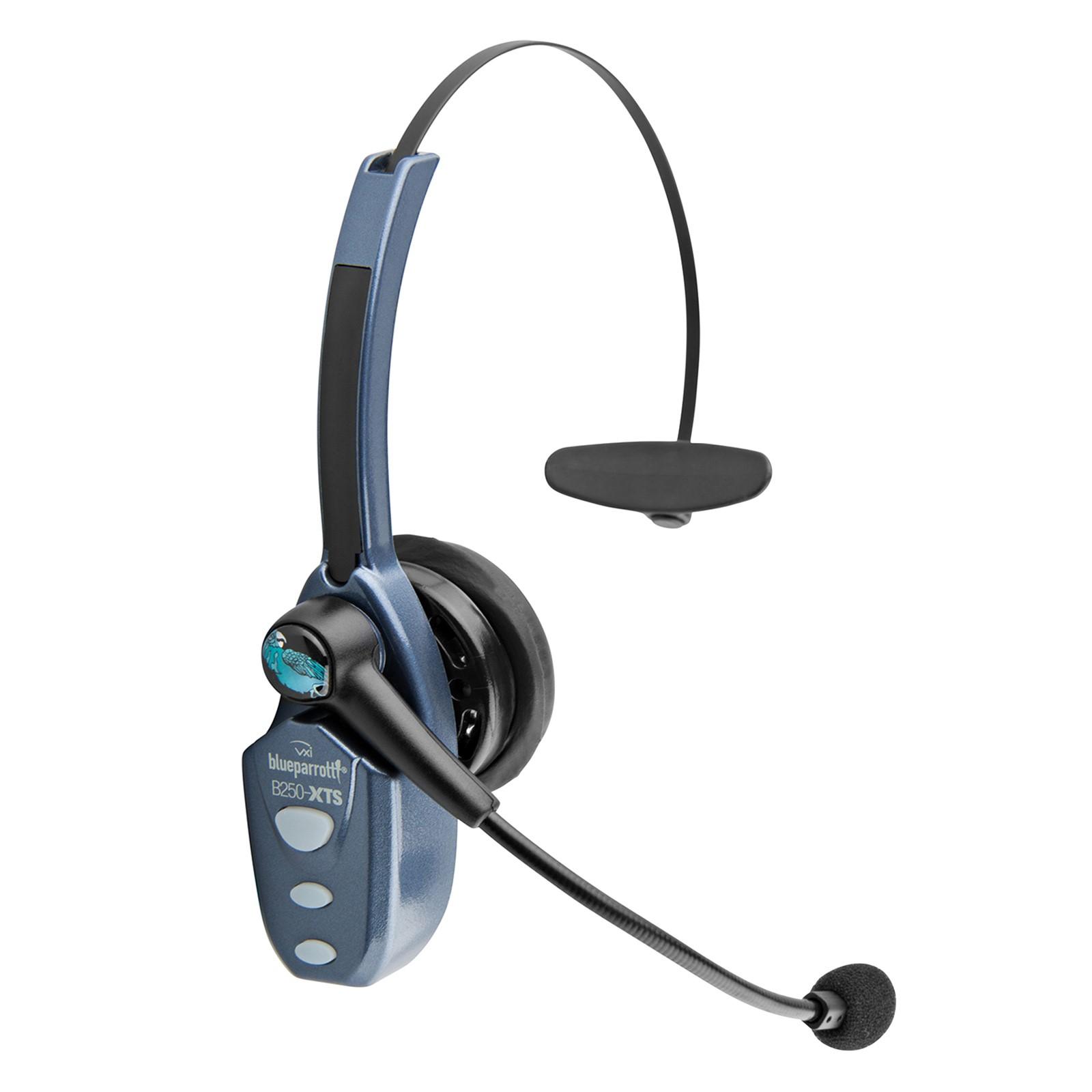 VXI BlueParrott B250-XTS Bluetooth Headset Black (Certified Refurbished) by VXi BlueParrott