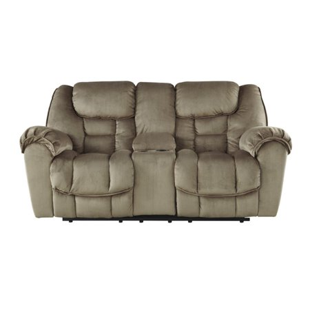 Ashley Jodoca Glider Reclining Loveseat With Console In