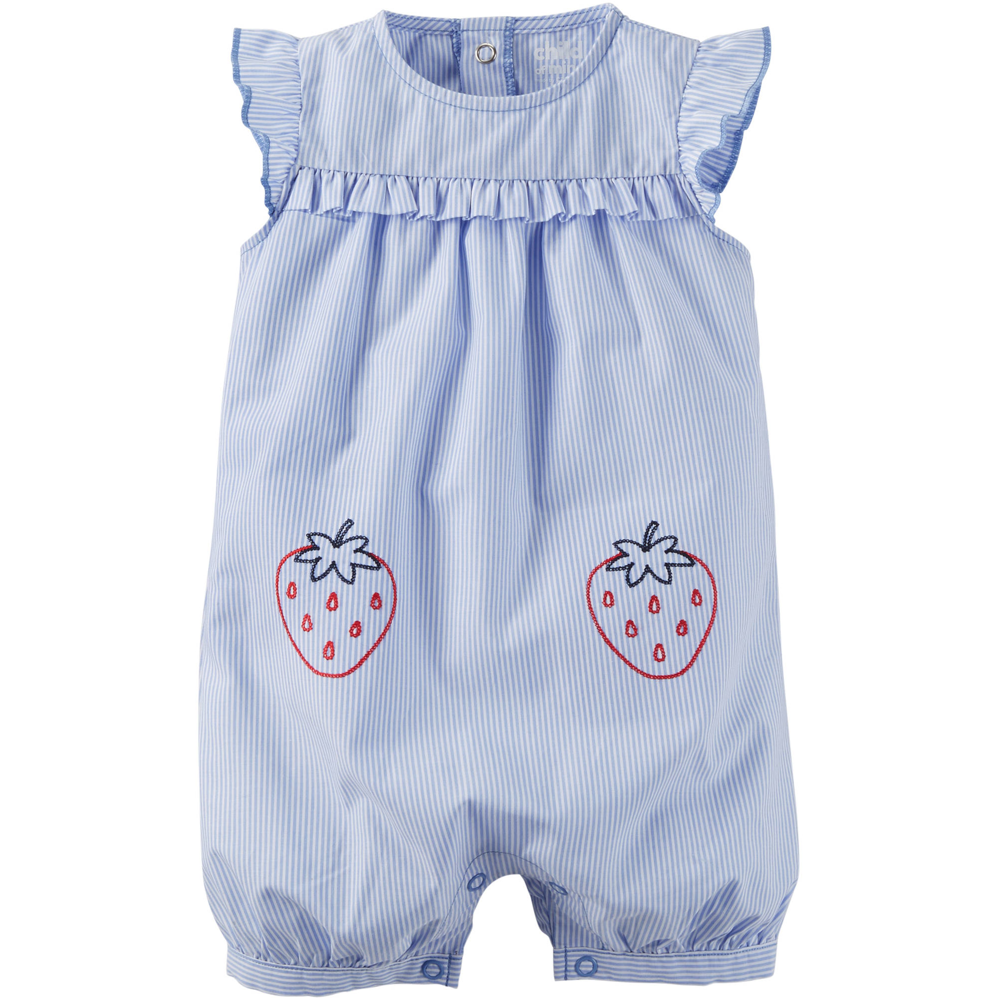 Child Mine by Carters Newborn Baby Girl Romper