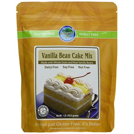 Authentic Foods Gluten Free Vanilla Bean