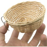 1687 Nest Natural Bamboo, Canary