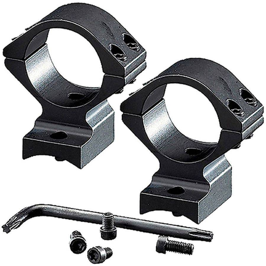 Browning 12312 AB3 Intermediate Base/Ring Set, Matte