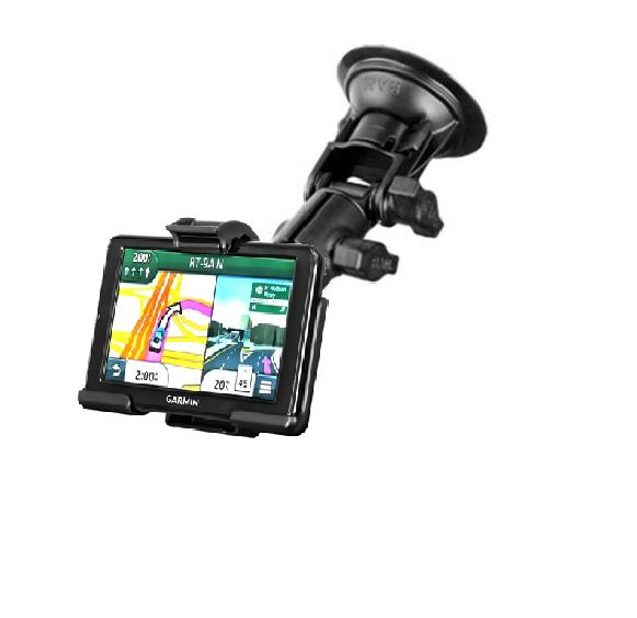 RAM WINDSHIELD SUCTION CUP MOUNT FOR GARMIN NUVI 2450 245...