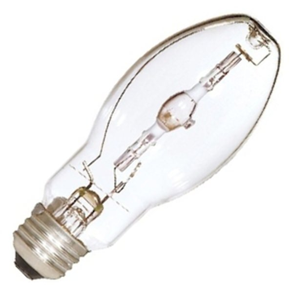 Satco 04379 MH150W U EM MED ED17 S4379 150 watt Metal Halide Light Bulb by Satco
