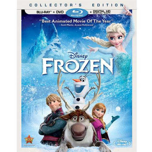 Frozen (Blu-ray   DVD   Digital HD) (Widescreen)