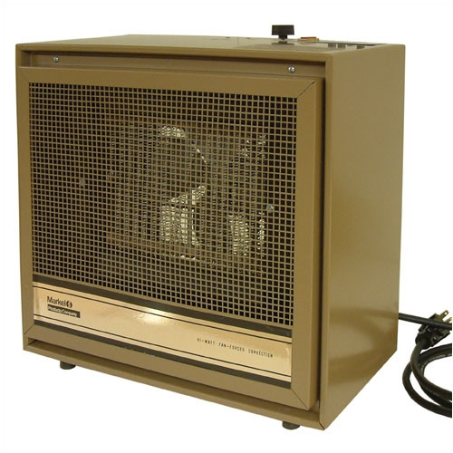TPI 4,000 Watt Portable Electric Fan Compact Heater