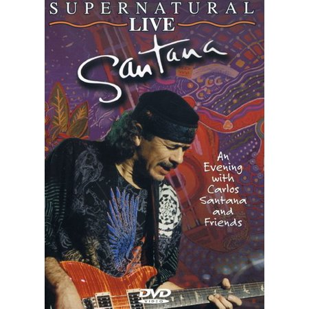Supernatural Live (DVD)