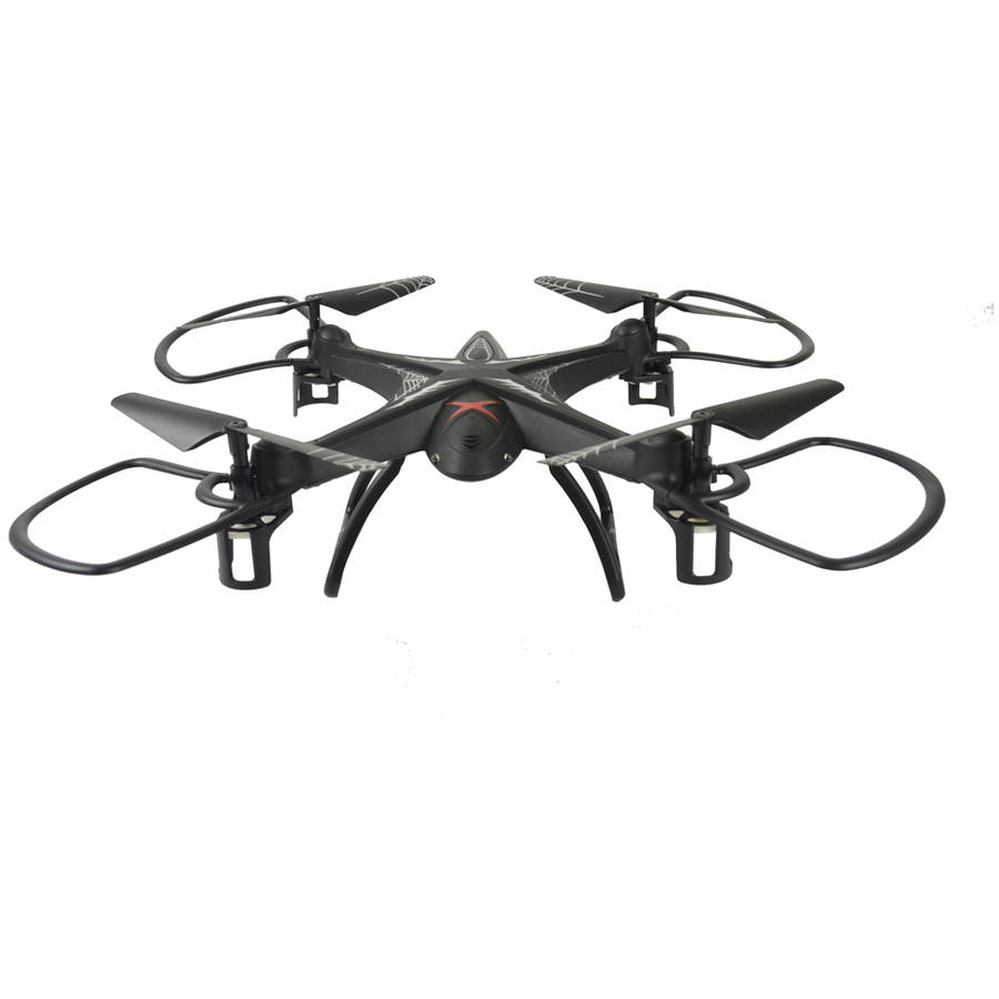 HawkEye 2000 2.4 GHZ RC QuadCopter with High Resolution Camera