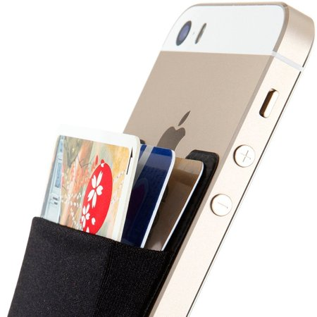 finest selection 47290 5a1f9 Card Holder, Sinjimoru Stick-on Wallet functioning as iPhone Wallet ...