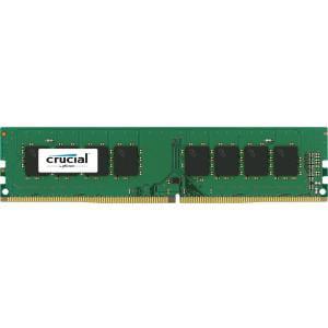 Crucial 16GB DDR4 SDRAM 2400 MHz 1.2V Non-ECC Unbuffered 288-pin UDIMM Memory
