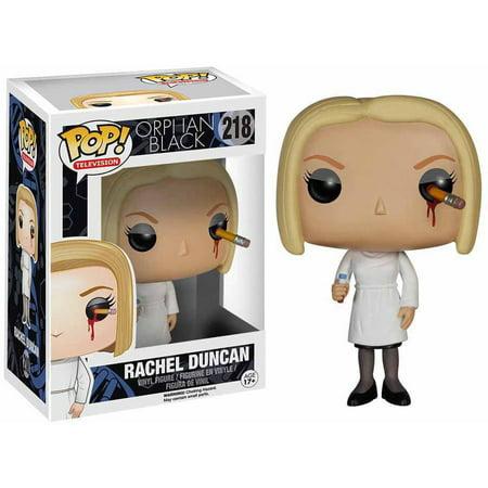 Funko Pop  Tv Orphan Black Pencil Eye Rachel Duncan 5251