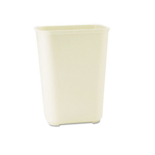 Rubbermaid Commercial Products Rubbermaid Commercial Fiberglass 10 Gallon Trash Can