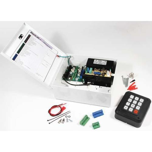 STORM INTERFACE DXPS1W10 Access Control Keypad,100 Users Max G0462266