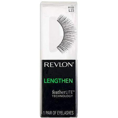 Revlon featherLITE LENGTHEN L23 Eyelashes (91123)