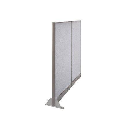"""GOF 66""""W x 60""""H Wall Mounted Office Partition Cubicle Panel Room Divider"""