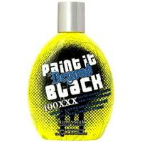 Paint It Beyond Black 100X Bronzer Indoor Outdoor Tanning Lotion 13.5 Oz