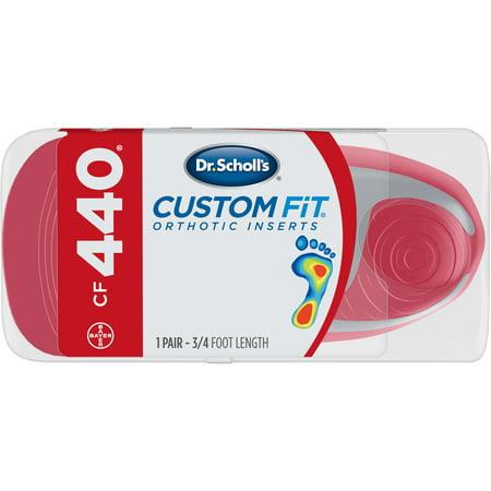 Dr. Scholl s® Custom Fit® Orthotic Inserts CF440 c765b6396bd