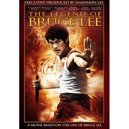 The Legend of Bruce Lee (DVD) (The Legend Of Bruce Lee 2008 English Subtitles)