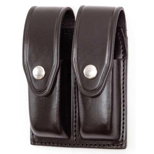 Gould & Goodrich, Inc. B627-3 Double Magazine Case, Black