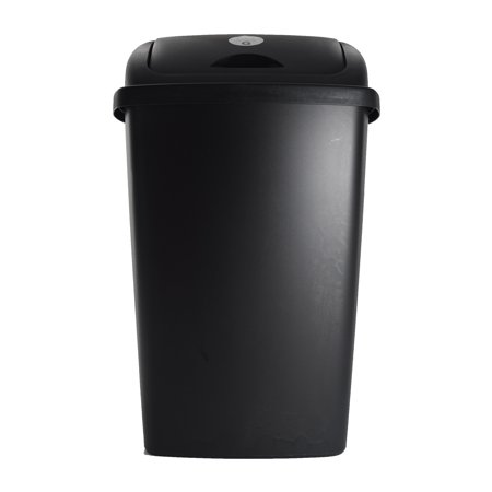 Sterilite, 13.2 Gal./50 L SwingTop Wastebasket, - Ncaa Home Wastebasket