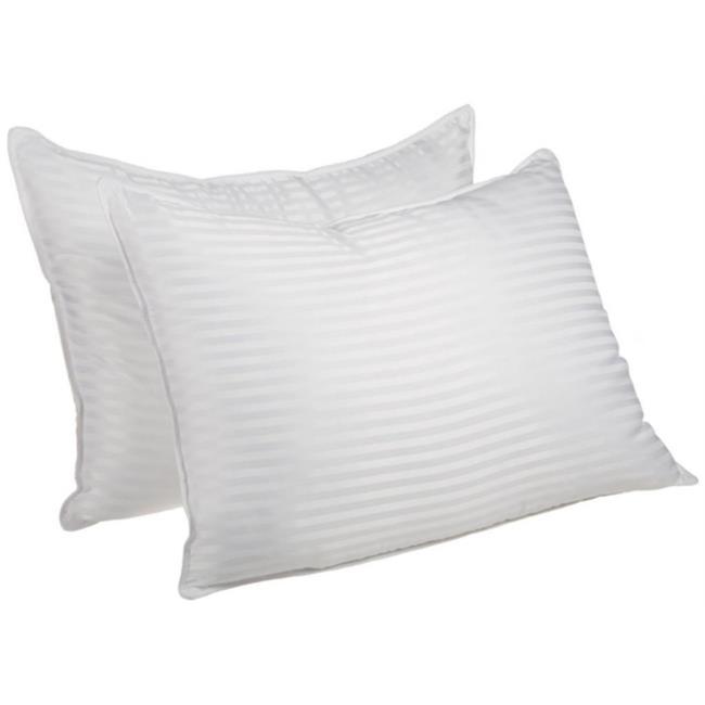 Down Alternative Stripes Pillow Set  Standard - image 1 of 1