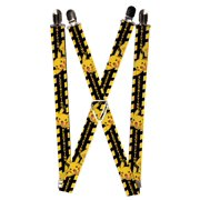 Pokemon Animated TV Series Electrifying High Voltage Suspenders
