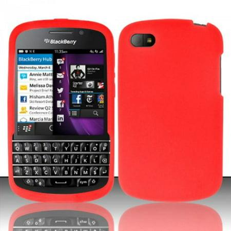 Silicone Skin Case for Blackberry Q10 - (Blackberry Silicone Skin Case)