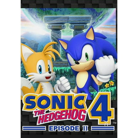 Sonic The Hedgehog 4 Episode II, Sega, PC, [Digital Download], 685650099910 (Sonic 2)