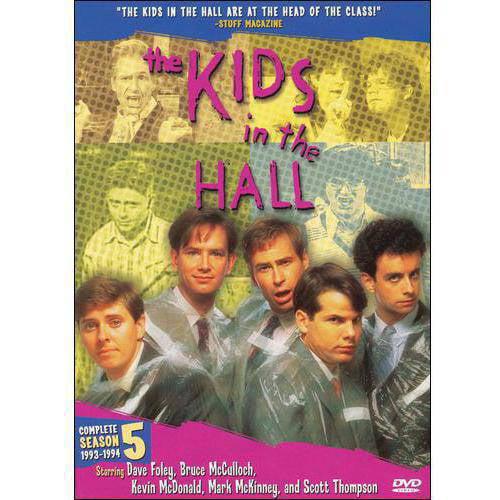 The Kids In The Halls: Season 5