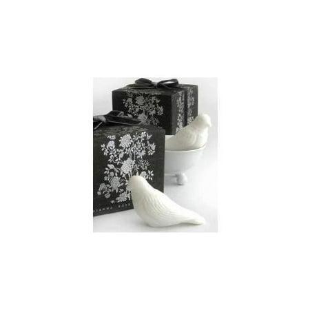 Gianna Rose Animal-Shaped Soap with Soap Dish, Birds, 5.8 Oz.