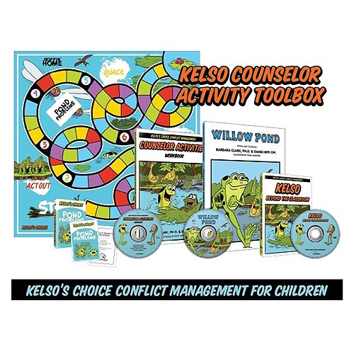 KELSO'S CHOICE CONFLICT MANAGEMENT: COUNSELOR ACTIVITY TO...