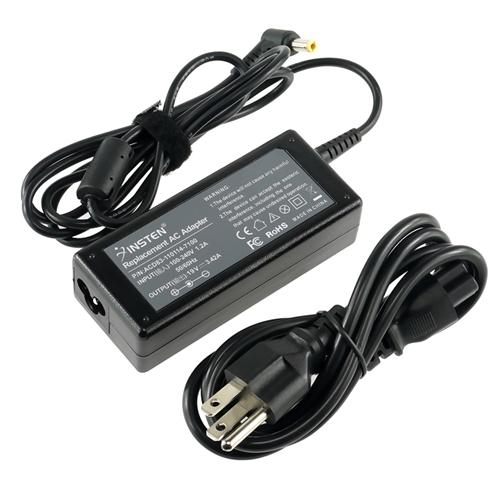 Insten AC Wall Power Adapter Charger For Toshiba Satellite 3000 1200 1100 1000 A85 L15 L25 Series