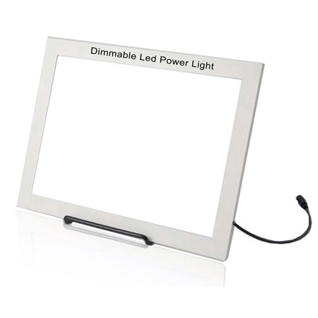 Large 10 000 Lux Dimmable Led Bright Light Therapy Energy