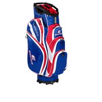 NEW Tour Edge Exotics Xtreme 4 Red/White/Blue Golf Cart Bag