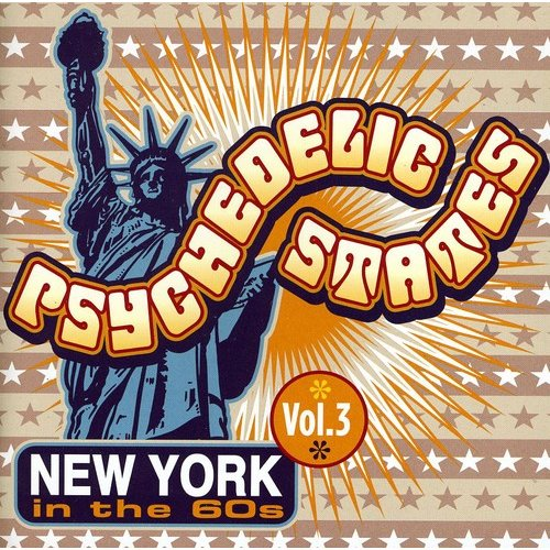 Psychedelic States: New York In The 60S 3   Var by